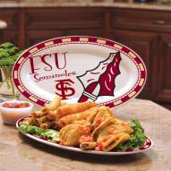 Florida State Seminoles Ceramic Serving Platter