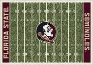 Florida State Seminoles College Home Field Area Rug