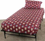 Florida State Seminoles Dark Bed Sheets