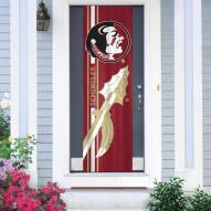 Florida State Seminoles Door Banner