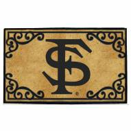 Florida State Seminoles Door Mat