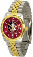 Florida State Seminoles Executive AnoChrome Men's Watch
