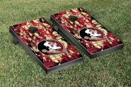 Florida State Seminoles Fight Song Cornhole Game Set
