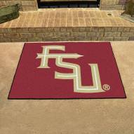 "Florida State Seminoles ""FS"" All-Star Mat"
