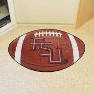 "Florida State Seminoles ""FS"" Football Floor Mat"
