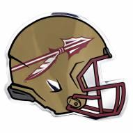 Florida State Seminoles Helmet Car Emblem