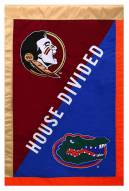 "Florida State Seminoles 28"" x 44"" Double Sided Applique Flag"