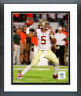 Florida State Seminoles Jameis Winston 2014 Action Framed Photo
