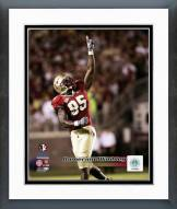 Florida State Seminoles Kamerion Wimbley Action Framed Photo