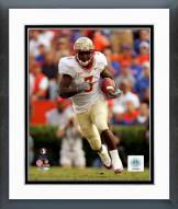 Florida State Seminoles Leon Washington 1995 Action Framed Photo