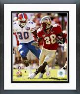 Florida State Seminoles Lorenzo Booker 2006 Action Framed Photo
