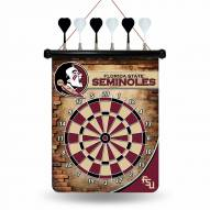 Florida State Seminoles Magnetic Dart Board