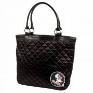 Florida State Seminoles NCAA Quilted Tote Bag