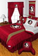 Florida State Seminoles NCAA Sideline Bed Set
