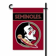 Florida State Seminoles Premium 2-Sided Garden Flag