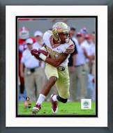 Florida State Seminoles Rashad Greene 2014 Action Framed Photo