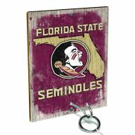 Florida State Seminoles Ring Toss Game