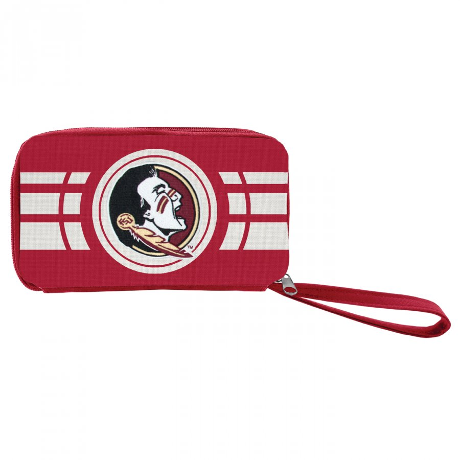 Florida State Seminoles Ripple Zip Wallet