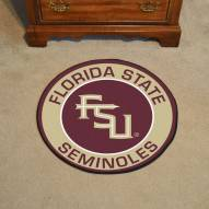 Florida State Seminoles Rounded Mat