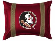 Florida State Seminoles Sidelines Pillow Sham