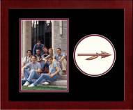 Florida State Seminoles Spirit Vertical Photo Frame