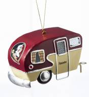 Florida State Seminoles Team Camper Ornament