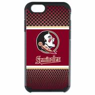 Florida State Seminoles Team Color Pebble Grain iPhone 6/6s Case