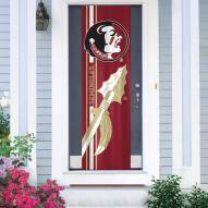 Florida State Seminoles Door Banner
