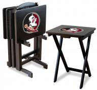 Florida State Seminoles TV Trays - Set of 4