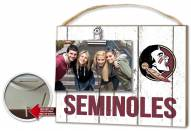 Florida State Seminoles Weathered Logo Photo Frame
