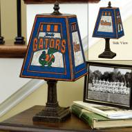 Florida Gators NCAA Hand-Painted Art Glass Table Lamp