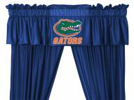 Florida Gators NCAA Jersey Window Valance