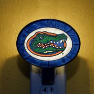 Florida Gators NCAA Stained Glass Night Light
