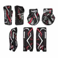 Franklin NHL SX COMP 100 Junior Street/Roller Hockey Goalie Protective Set - Small/Medium