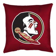 Florida State Seminoles NCAA Locker Room Toss Pillow