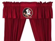 Florida State Seminoles NCAA Jersey Window Valance
