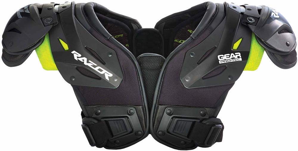 Gear Pro-Tec Razor RZ55 Adult Football Shoulder Pad