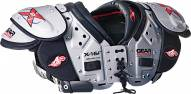 Gear Pro-Tec X2 Air X-16F Adult Football Shoulder Pads - QB / WR / DB