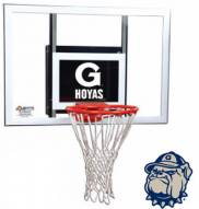 Georgetown Hoyas Goalsetter Junior Wall Mount Basketball Hoop