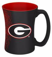 Georgia Bulldogs 14 oz. Mocha Coffee Mug