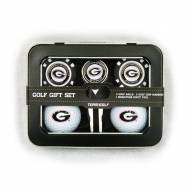 Georgia Bulldogs 2 Ball/2 Chip Golf Gift Set