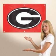 Georgia Bulldogs 3' x 2' Fan Banner
