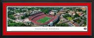 Georgia Bulldogs Aerial Deluxe Framed Panorama