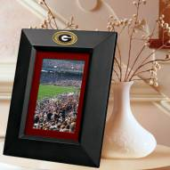 Georgia Bulldogs Black Picture Frame