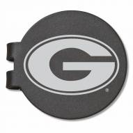 Georgia Bulldogs Black Prevail Engraved Money Clip