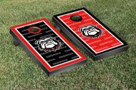 Georgia Bulldogs Border II Cornhole Game Set