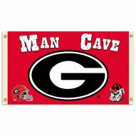 Georgia Bulldogs Man Cave 3' x 5' Flag