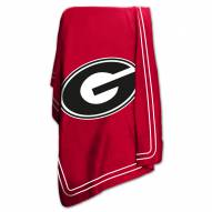 Georgia Bulldogs NCAA Classic Fleece Blanket