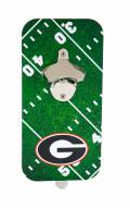 Georgia Bulldogs Clink 'N Drink Bottle Opener