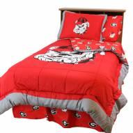 Georgia Bulldogs Comforter Set